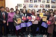 Торжественное закрытие XIV Международного фестиваля профессионального мастерства студентов учебных заведений полиграфической отрасли