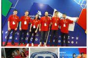 "VIII Национальный чемпионат ""Молодые профессионалы"" (WorldSkills Russia)"